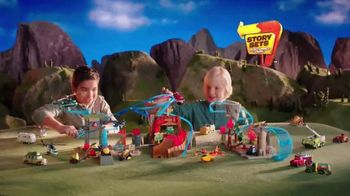Disney Planes Fire & Rescue Story Sets TV Spot, 'Save the Day' thumbnail