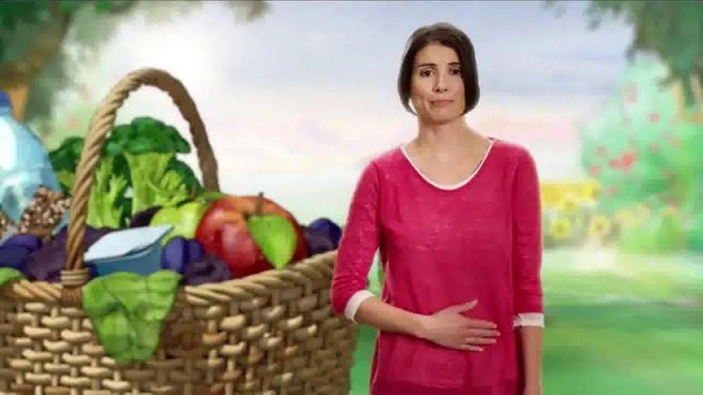 Dulcolax Tv Spot Big Basket Of Fruits And Veggies