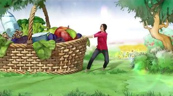 Dulcolax TV Spot, 'Big Basket of Fruits and Veggies'