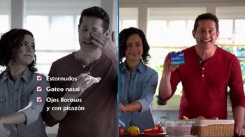 Claritin TV Spot, 'Claramente' [Spanish] thumbnail