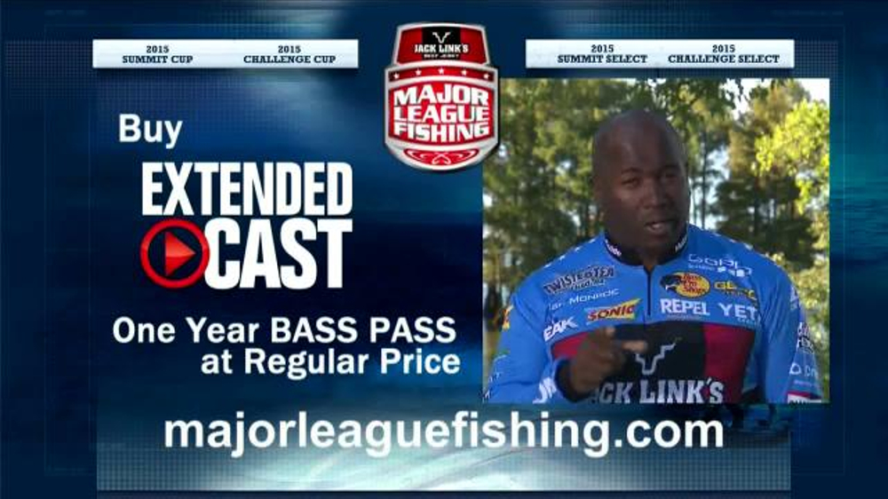 Major League Fishing Extended Cast Tv Spot 39 Bass Quest