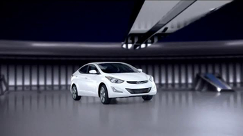 2015 Hyundai Elantra TV Spot, 'Seize the Moment Sales Event'