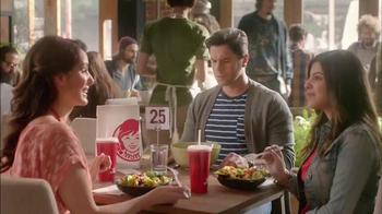 Wendy's BBQ Ranch Chicken Salad TV Spot, 'Ingredientes Frescos' [Spanish] thumbnail