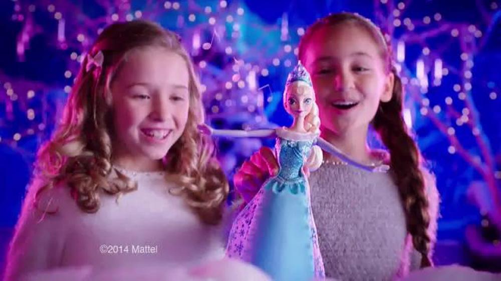 Disney Frozen Singing Anna, Elsa and Olaf TV Spot, 'Let It Go' thumbnail