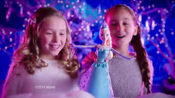 Disney Frozen Singing Anna, Elsa and Olaf TV Spot, 'Let It Go' thumbnail