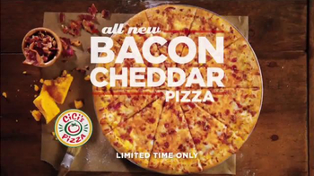 CiCi's Bacon Cheddar Pizza TV Spot, 'Delicious'