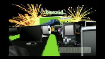 Beezid TV Spot, 'Win Brand Products at Ridiculously Low Prices'