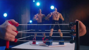 WWE Double Attack Total Control Playset TV Spot, 'Let the Games Begin' thumbnail