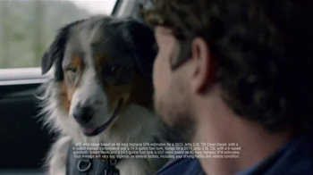 2015 Volkswagen Jetta TDI TV Spot, 'Found Dog: Duke' Song by Queen