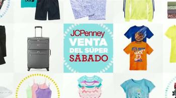 JCPenney Venta de Súper Sábado Febrero 2015 TV Spot, 'El Hogar' [Spanish]