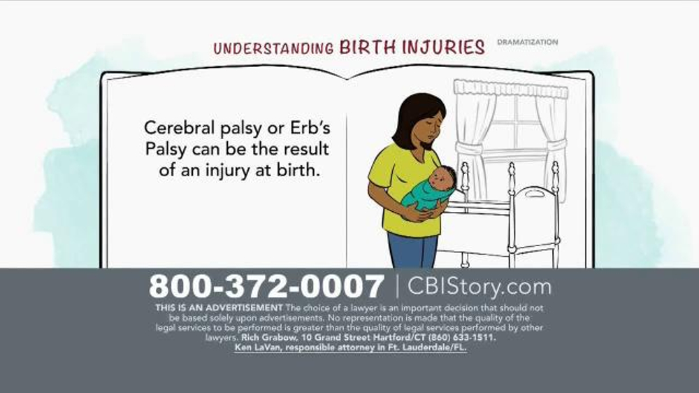 Pulaski Law Firm >> Sokolove Law TV Commercial, 'Understanding Birth Injuries' - iSpot.tv