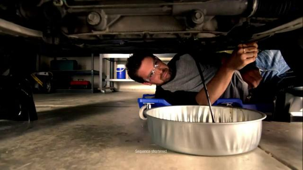 Napa Synthetic Oil Tv Spot 39 Mission In Law 39