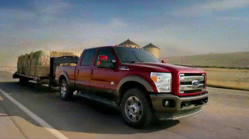 2015 Ford Super Duty TV Spot, 'Ford Truck Month' thumbnail