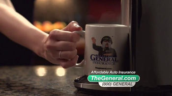 The General TV Spot, 'With Your Cup of Coffee'