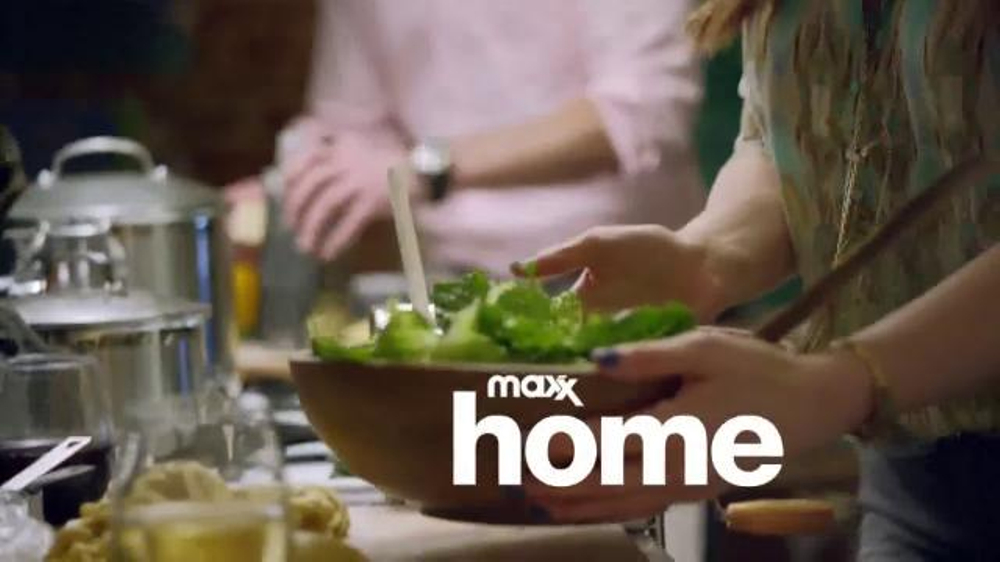 TJ Maxx TV Spot, 'Making the Most Out of Life' Song by Estelle thumbnail