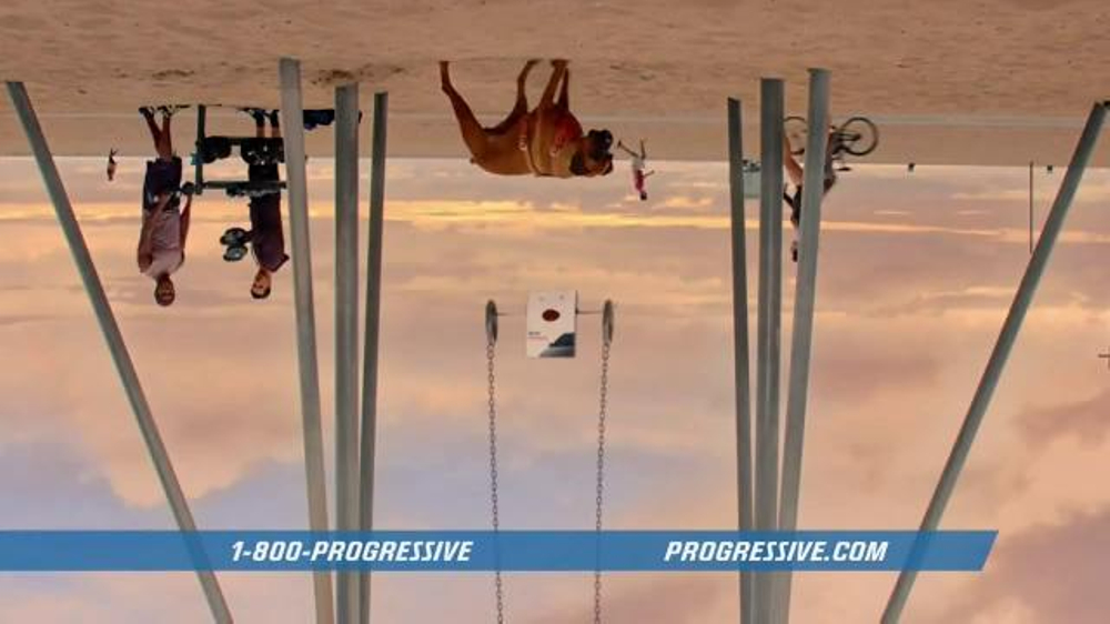 Progressive TV Spot, 'Giddy Up' - 14473 commercial airings