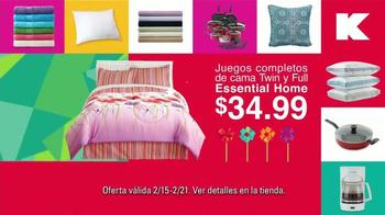 Kmart Venta Semestral del Hogar TV Spot, 'Refresca su Casa' [Spanish]