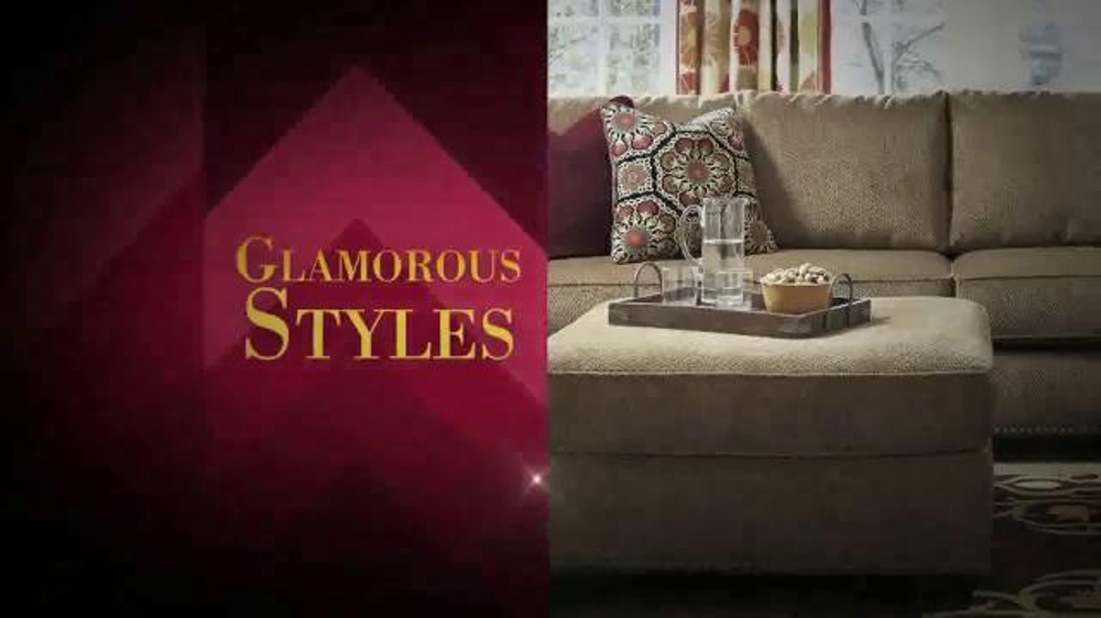 Ashley Furniture Homestore Red Carpet Event Tv Spot 39 Go Red 39
