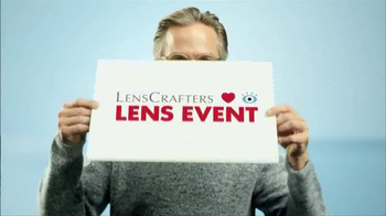 LensCrafters Lens Event TV Spot, 'See the Difference'
