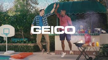 GEICO TV Spot, 'High Five: Unskippable' thumbnail