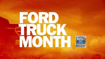 2014 Ford F-150 TV Spot, 'Ford Truck Month' thumbnail