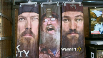 Walmart TV Spot, 'Duck Dynasty Towels' - Thumbnail 2