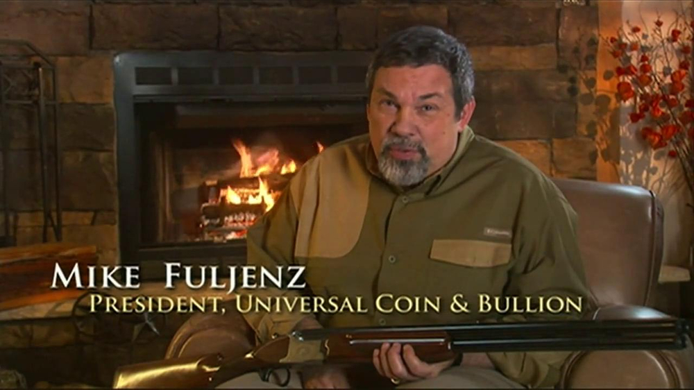 Universal Coin & Bullion TV Spot, 'Diversification' thumbnail