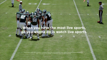 Xfinity Most Live Sports TV Spot, 'Huddle' - Thumbnail 10