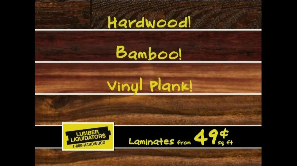 Lumber Liquidators Handscraped Flooring Sale TV Commercial ...