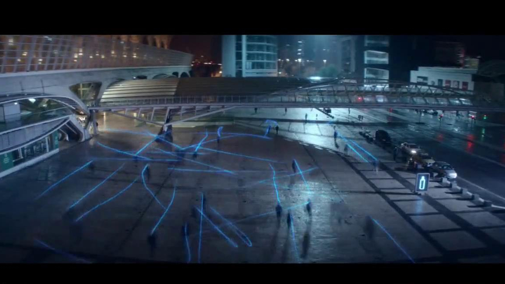 Absolut TV Spot, 'Transform Today' Song by Woodkid - Screenshot 3