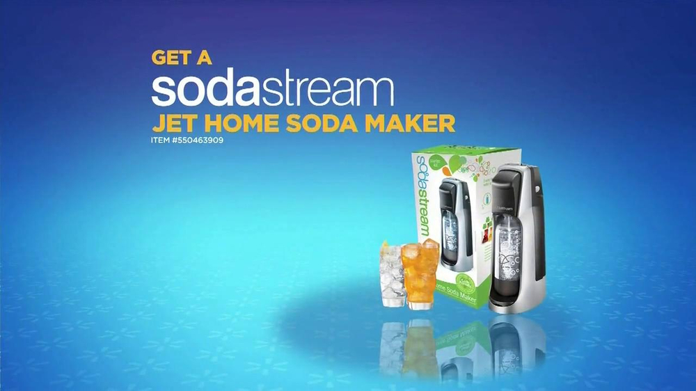 Walmart TV Spot, 'Sodastream Jet Home' - Screenshot 7
