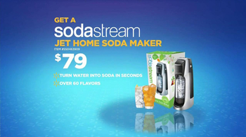 Walmart TV Spot, 'Sodastream Jet Home' - Thumbnail 10
