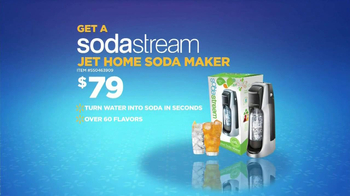 Walmart TV Spot, 'Sodastream Jet Home' - Thumbnail 9