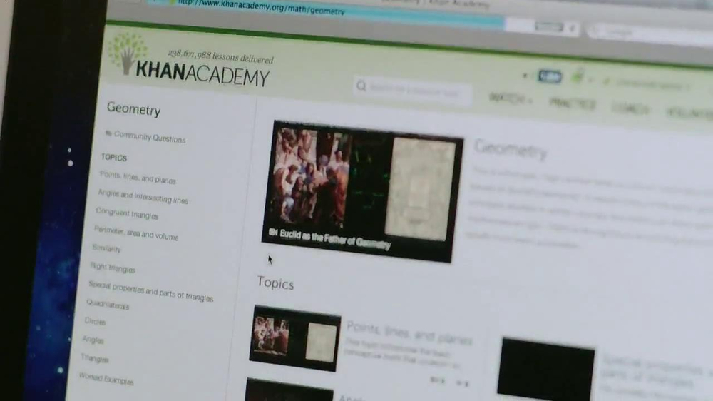 Bank of America TV Spot, 'Khan Academy' - Screenshot 4