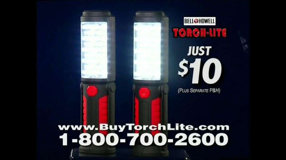 Bell + Howell Torch-Lite TV Spot - Screenshot 10