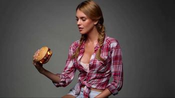 Carl s jr western bacon cheeseburger tv spot thumbnail 1