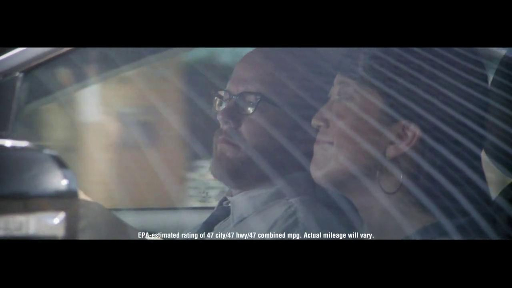 2014 Ford Fusion Hybrid TV Spot, 'Large or in Charge' - Screenshot 9