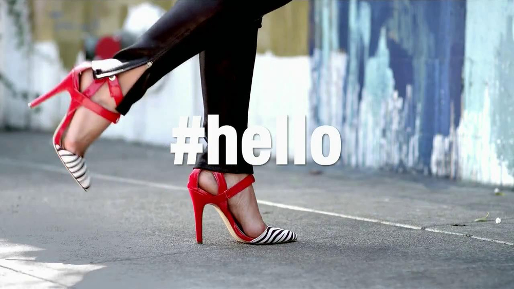 Shoedazzle.com TV Spot, 'High on Heels' Song by Karmin - Screenshot 1