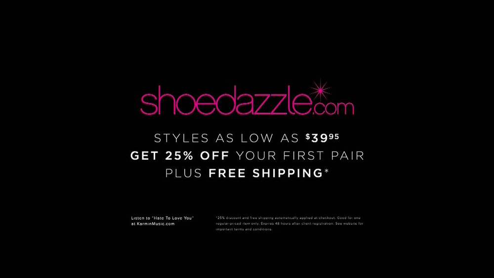 Shoedazzle.com TV Spot, 'High on Heels' Song by Karmin - Screenshot 10