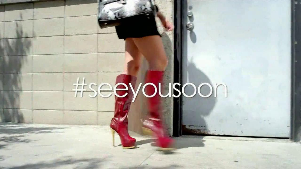 Shoedazzle.com TV Spot, 'High on Heels' Song by Karmin - Screenshot 3