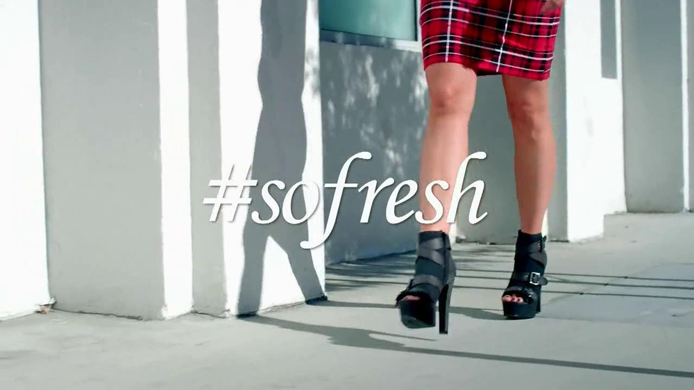 Shoedazzle.com TV Spot, 'High on Heels' Song by Karmin - Screenshot 4
