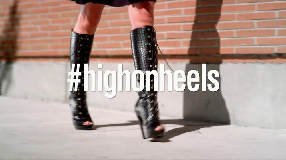 Shoedazzle.com TV Spot, 'High on Heels' Song by Karmin - Screenshot 9