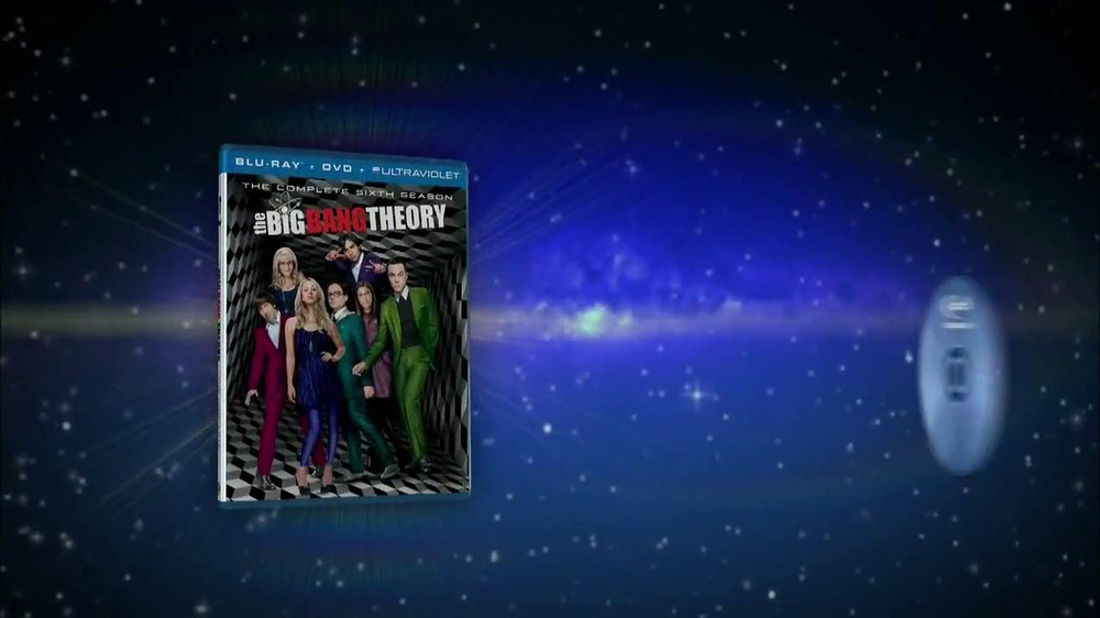 Big Bang Theory Season 6 Blu-ray Combo Pack TV Spot - Screenshot 9