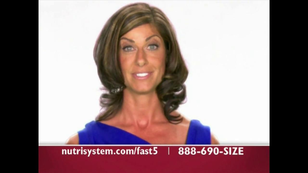 Nutrisystem Fast 5 TV Spot - Screenshot 7