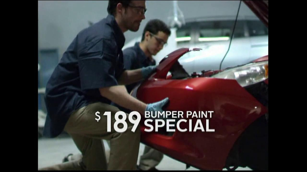 Maaco Bumper Paint Special TV Spot, 'Fall' - Screenshot 8