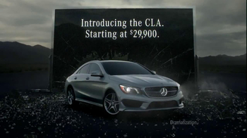 Mercedes-Benz CLA TV Spot, 'Breakthroughs'