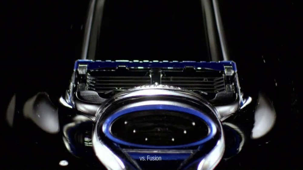 Gillette Fusion ProGlide TV Spot, 'High-Tech Gear' - Screenshot 8
