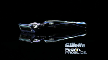 Gillette Fusion ProGlide TV Spot, 'High-Tech Gear' - Thumbnail 7