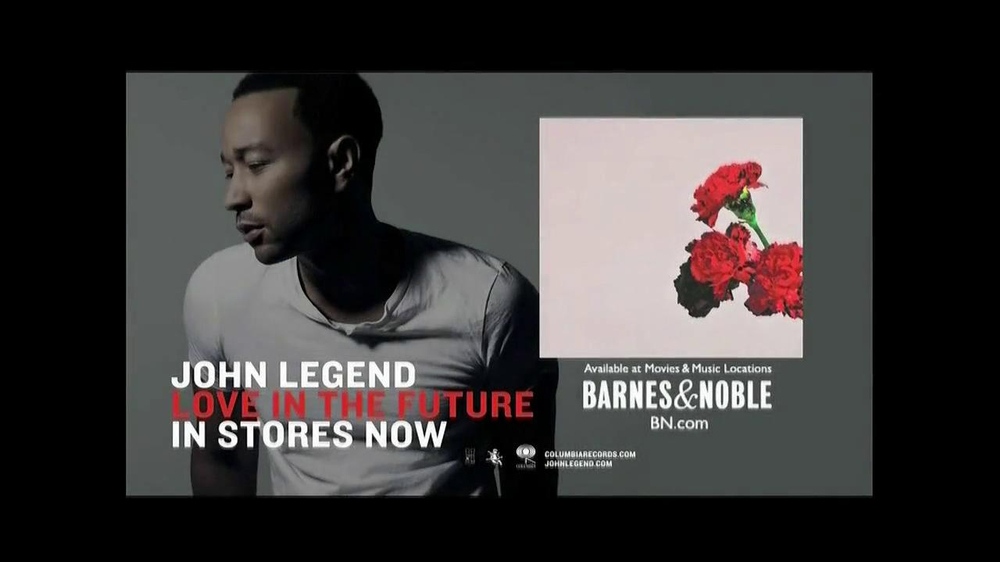 "John Legend ""Love in the Future"" TV Commercial - iSpot.tv"