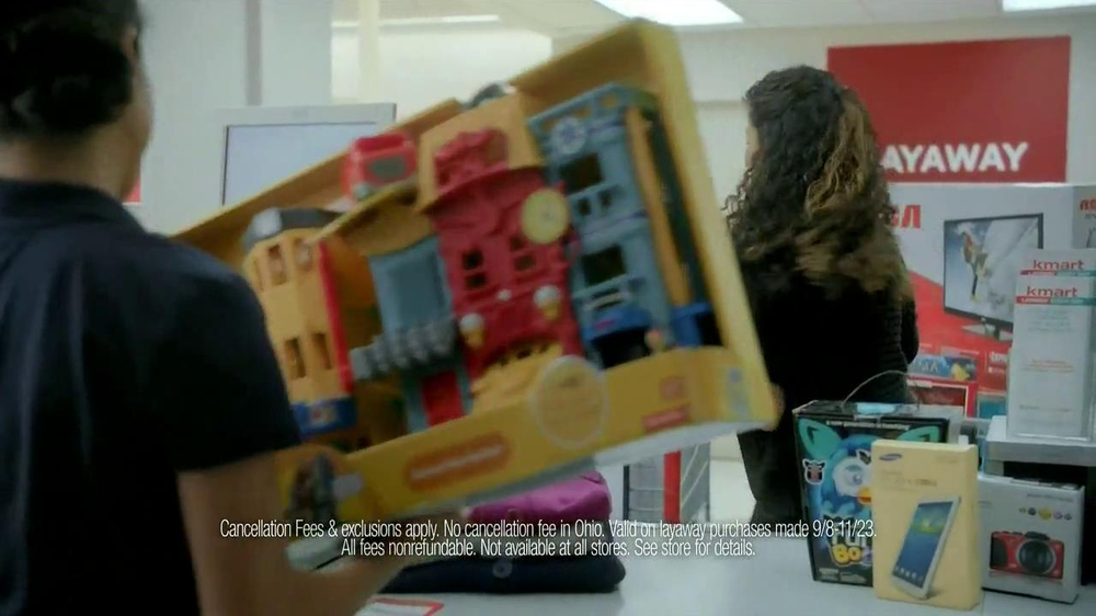 Kmart TV Spot, 'Gingerbread Man' - Screenshot 10